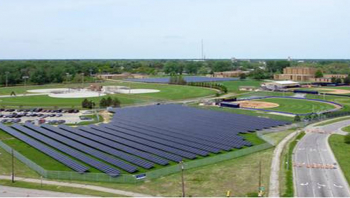 UNIVERSITY OF TOLEDO CAMPUS OF ENERGY & INNOVATION 1MW