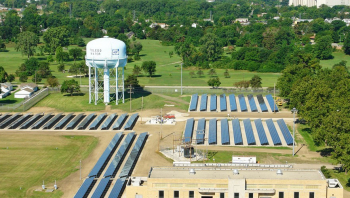 CITY OF TOLEDO WATER TREATMENT PLANT 1MW